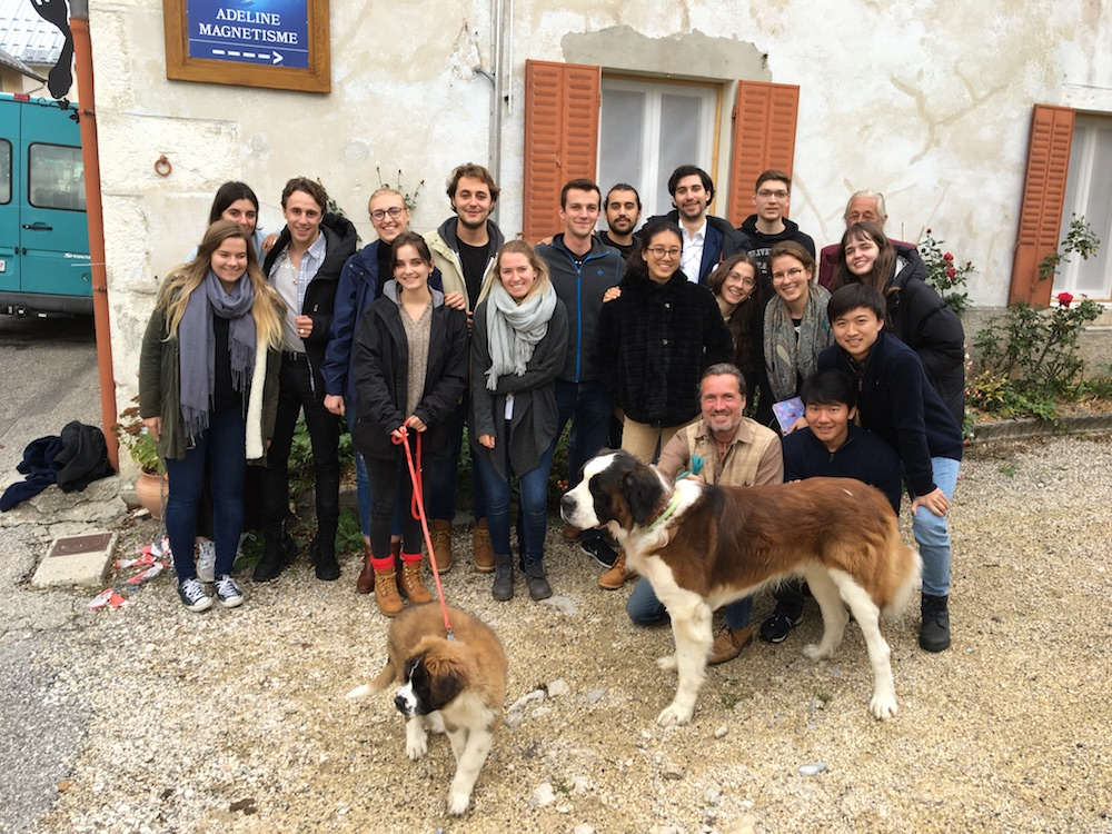 2019 10 28 TA Course St Gallen at H4H Group Picture Coquain Hotonnes 2