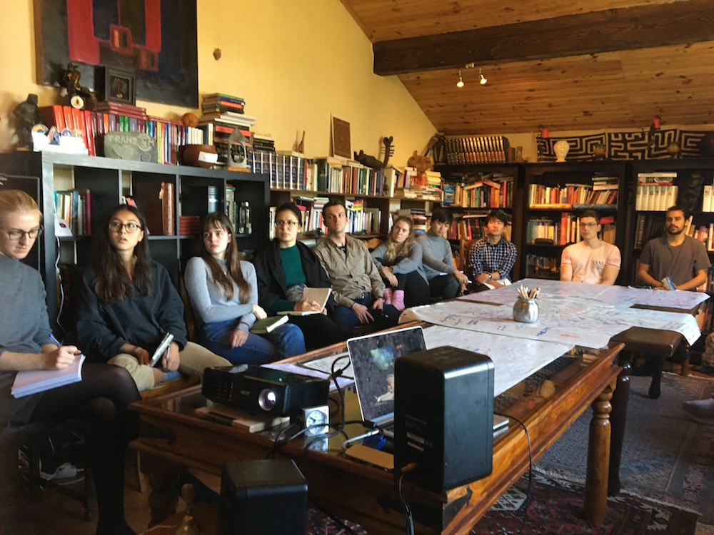 2019 10 28 TA Course St Gallen at H4H Group in Library