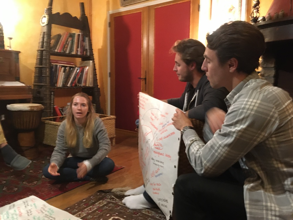 2019 10 28 TA Course St Gallen at H4H World Cafe Presentations 4