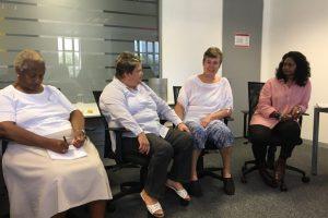 2019 11 15 South Africa Johannesburg Premie Naicker PhD Focus Group Meeting 2 with Loshnee Naidoo Marleen Linda