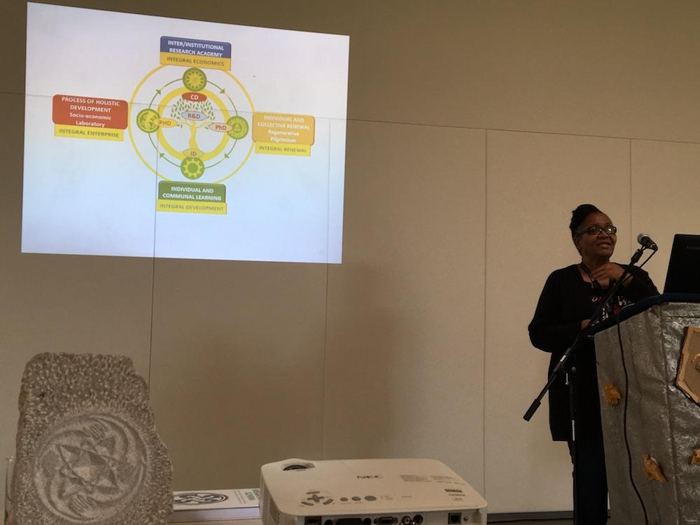 2019 11 22 Slovenia IGE 2019 Liz Mamukwa Presentation Integral Model