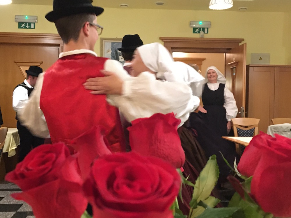 2019 11 22 Slovenia IGE 2019 Slovene Folklare Dance 1