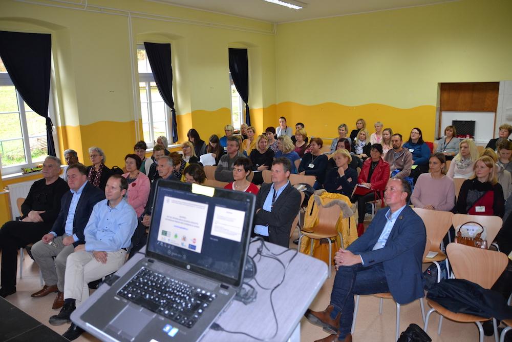 2019 11 23 Slovenia IGE 2019 Spitalic Audience 1