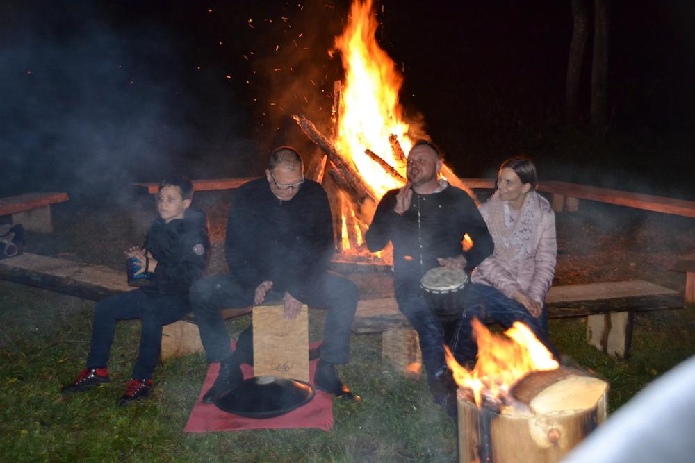 2019 11 23 Slovenia IGE 2019 Spitalic Fire Evening
