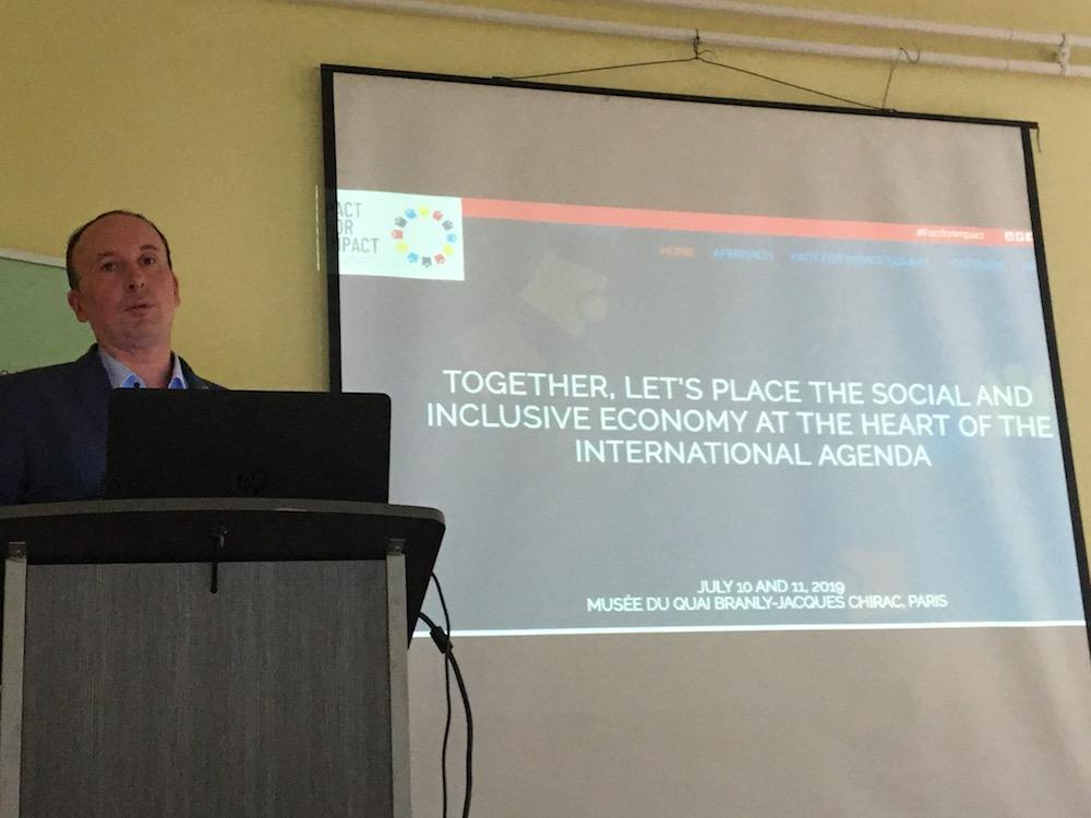2019 11 23 Slovenia IGE 2019 Spitalic Tadej Slapnik Presentation Social Entrepreneurship