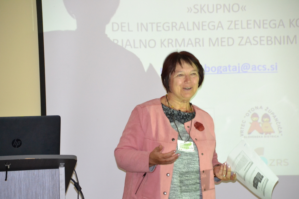 2019 11 23 Slovenia IGE 2019 Spitalic Vesna Kolar