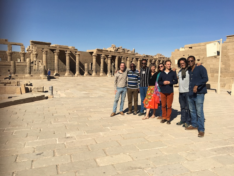2019 12 20 Egypt Aswan Nile Journeys Full Group Pic 2