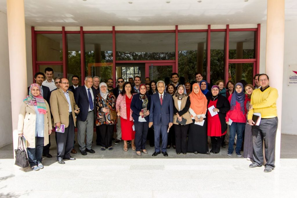 Social Innovation Workshop at Sekem, March 2016, Group Photo