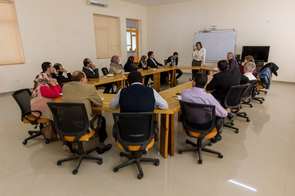 Heliopolis University, Egypt, Workshop on Social Innovation (Pharmacy Department), March 2016