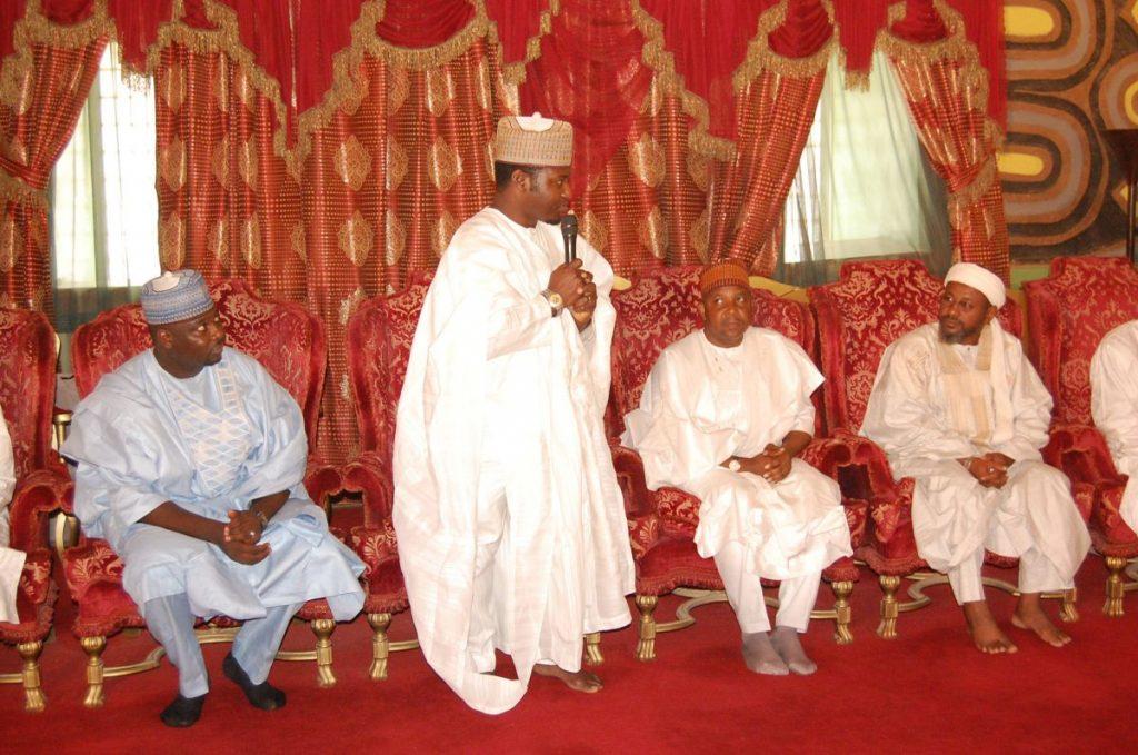 Oshodi Basheer - Talk at Palace Emir of Kano