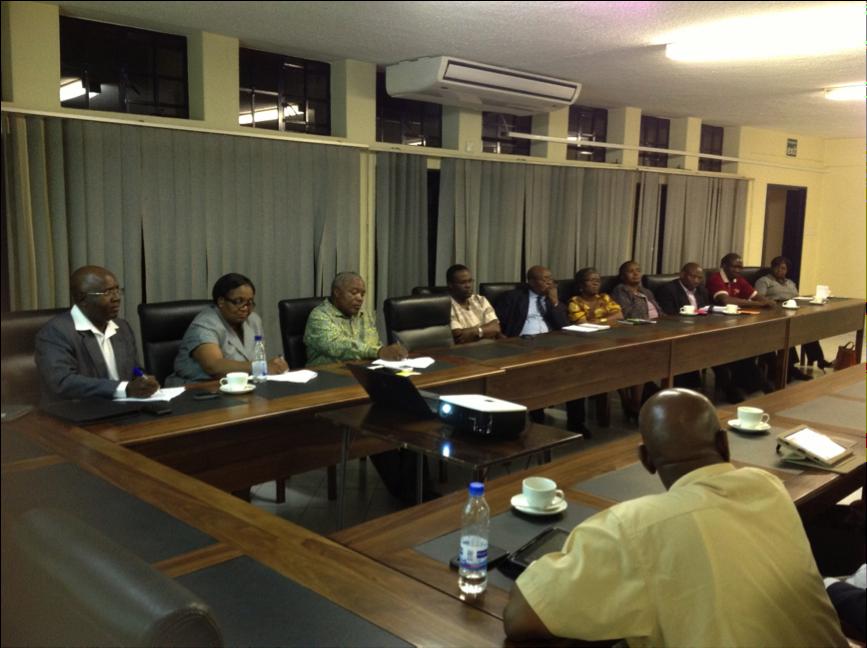 Pundutso Circle Presentations