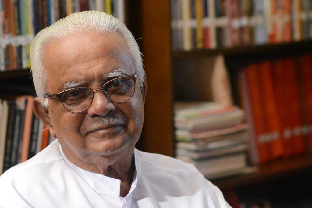 Sarvodaya - Founding Father A T Ariyaratne