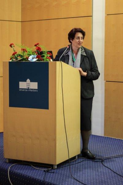 Darja Piciga Integral Green Slovenia 2013