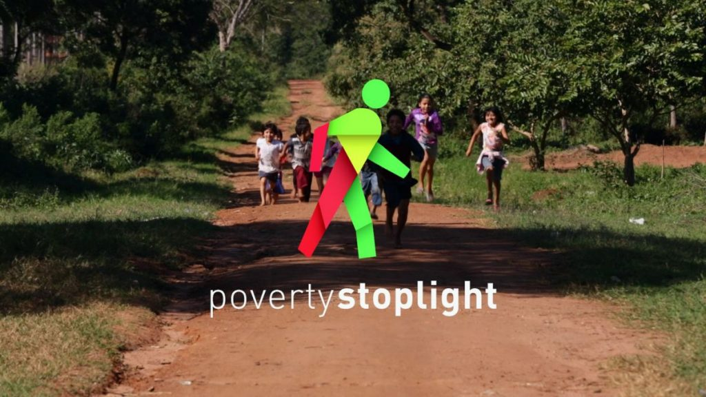 Poverty Stoplight is one of the primary tools for poverty alleviation, developed and applied by Fundación Paraguaya
