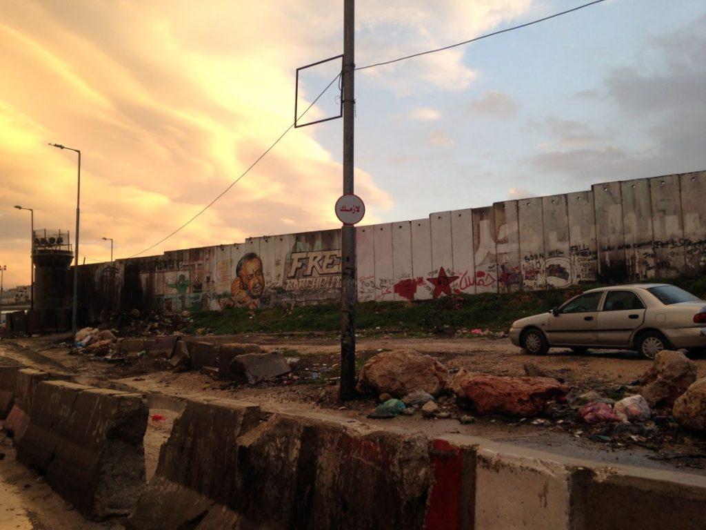 Palestine Wall Murals 3