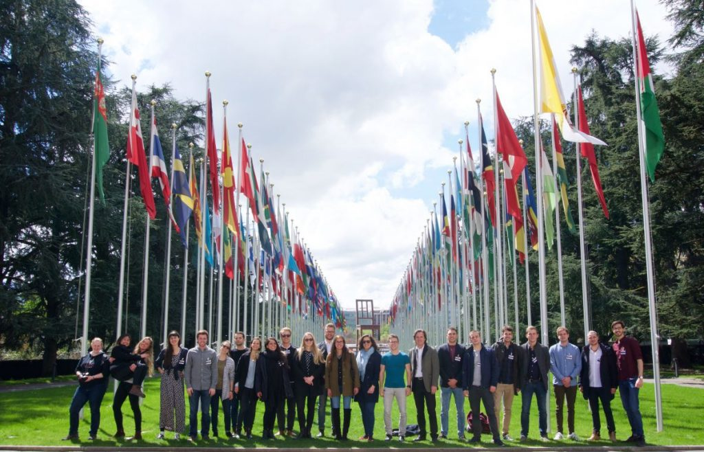 ID Course 2016: At the United Nations in Geneva