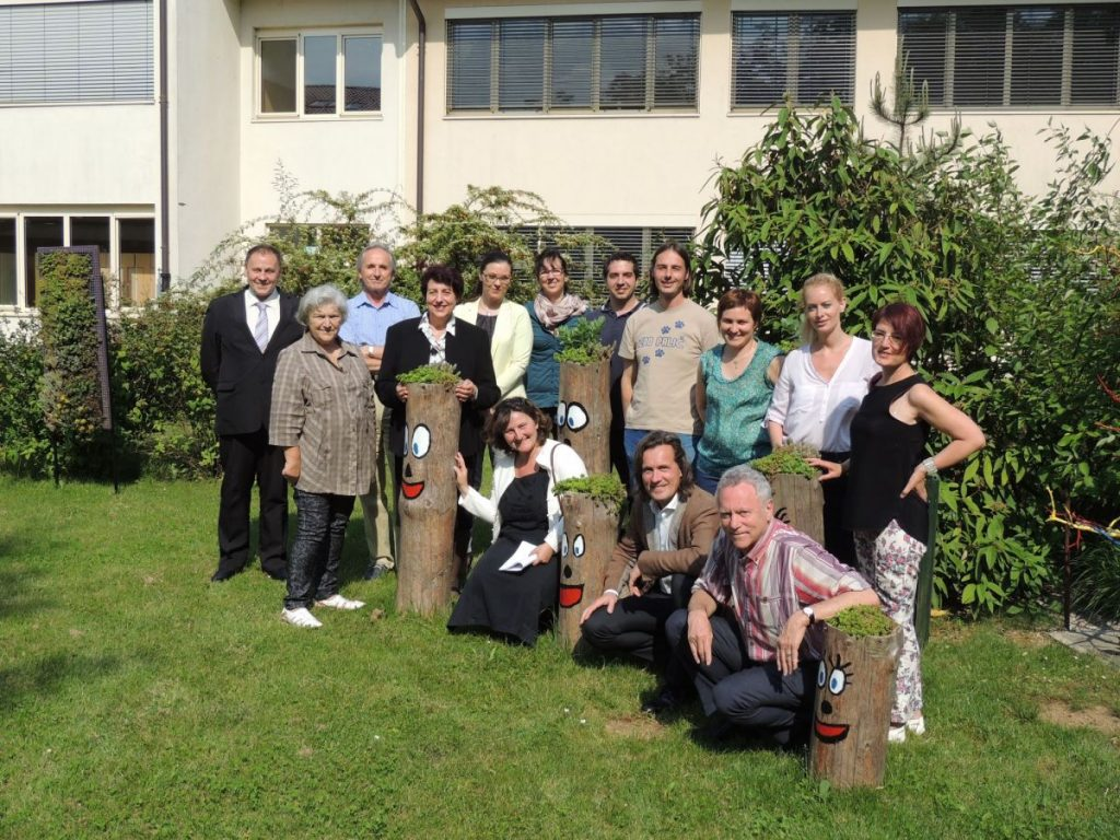 Members of the Integral Green Slovenia 2015 Conference BC-Naklo
