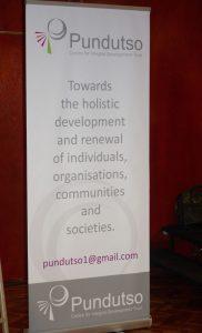 Pundutso Banner
