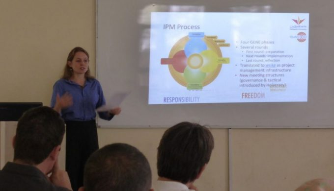 2016 08 Annina Hunziker Sekem Final Presentation Integral Project Management