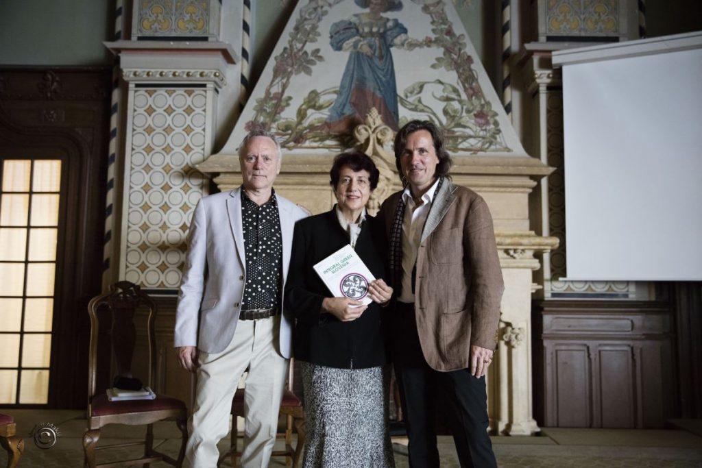 TIGE Caux Booklaunch Integral Green Slovenia 2016 07 07 Lauch Photo Piciga Lessem Schieffer