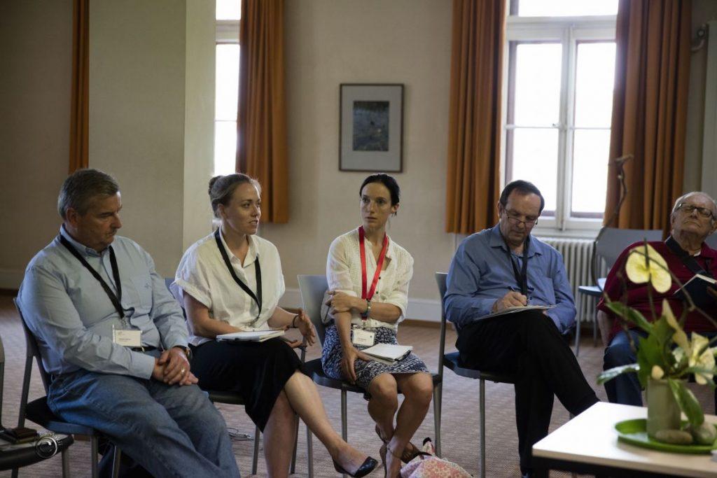 TIGE Caux Booklaunch Integral Green Slovenia 2016 07 07 Workshop 4