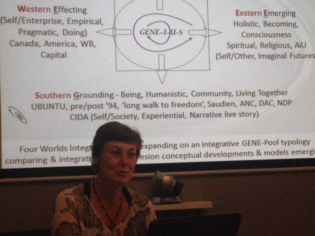 Presenting an adaptation of Trans4m's GENE process