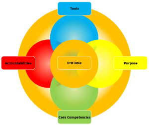 Figure 2: Dimensions of each Role within Integral Project Management