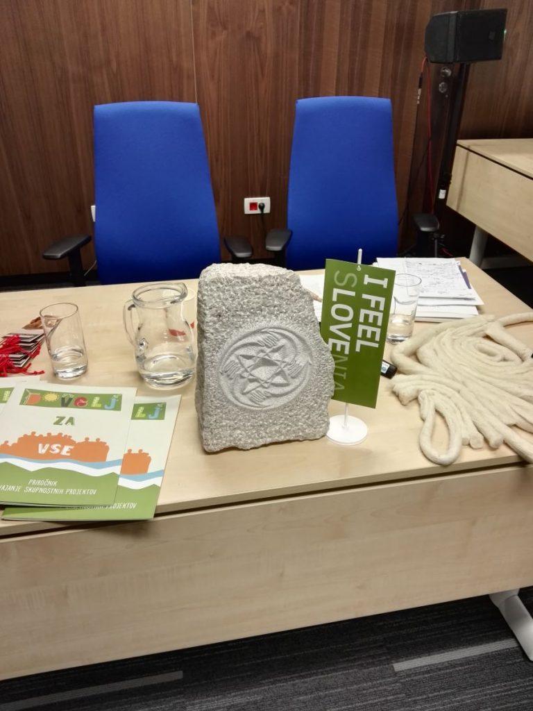 2017 02 04 Slovenia Integral Green Marko Pogacnik Stone Art