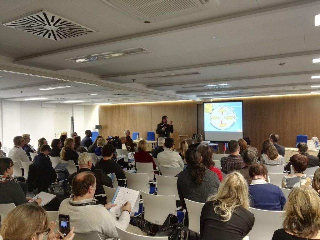 2017 02 04 Slovenia Integral Green Talk Alexander 1