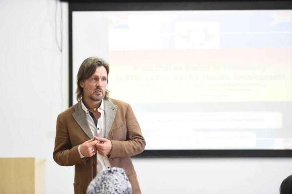 2017 03 01 Workshop University of Johannesburg South Africa Alexander Schieffer 4