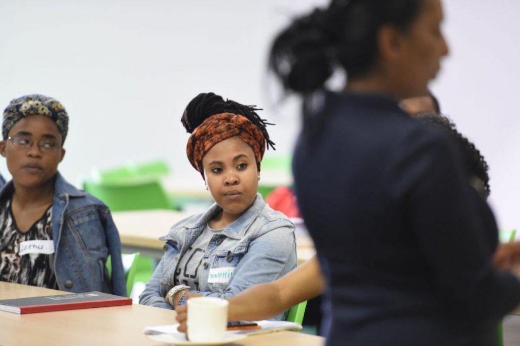 2017 03 01 Workshop University of Johannesburg South Africa Audience 1
