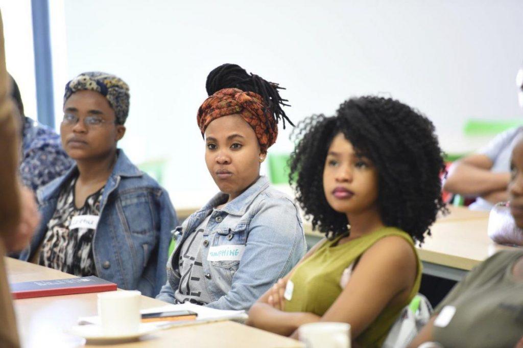 2017 03 01 Workshop University of Johannesburg South Africa Audience 12