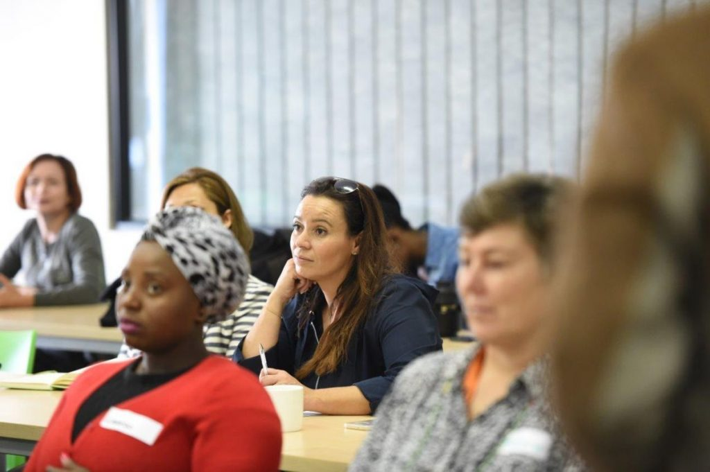 2017 03 01 Workshop University of Johannesburg South Africa Audience 6