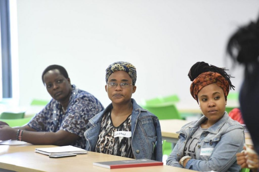 2017 03 01 Workshop University of Johannesburg South Africa Audience 7