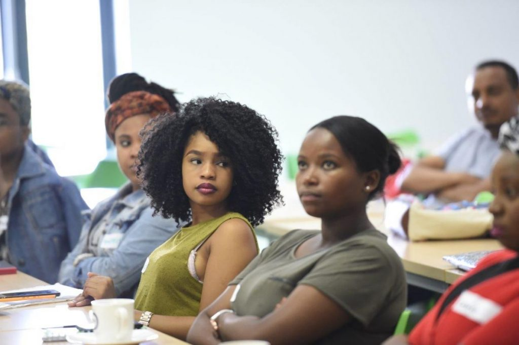2017 03 01 Workshop University of Johannesburg South Africa Audience 9