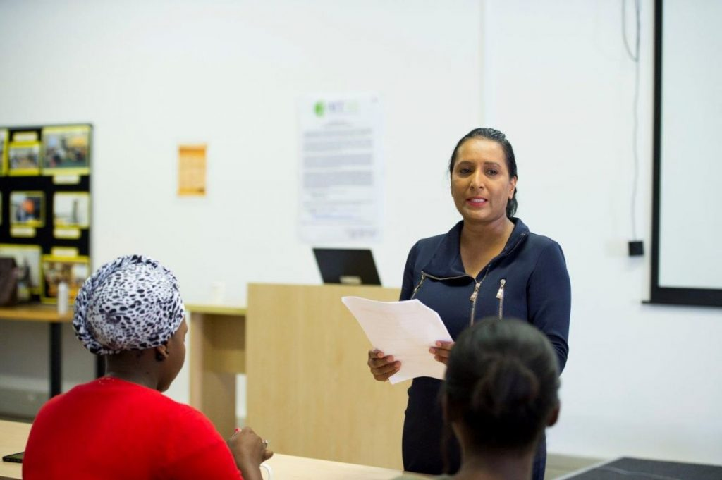 2017 03 01 Workshop University of Johannesburg South Africa Juliet Perumal 1