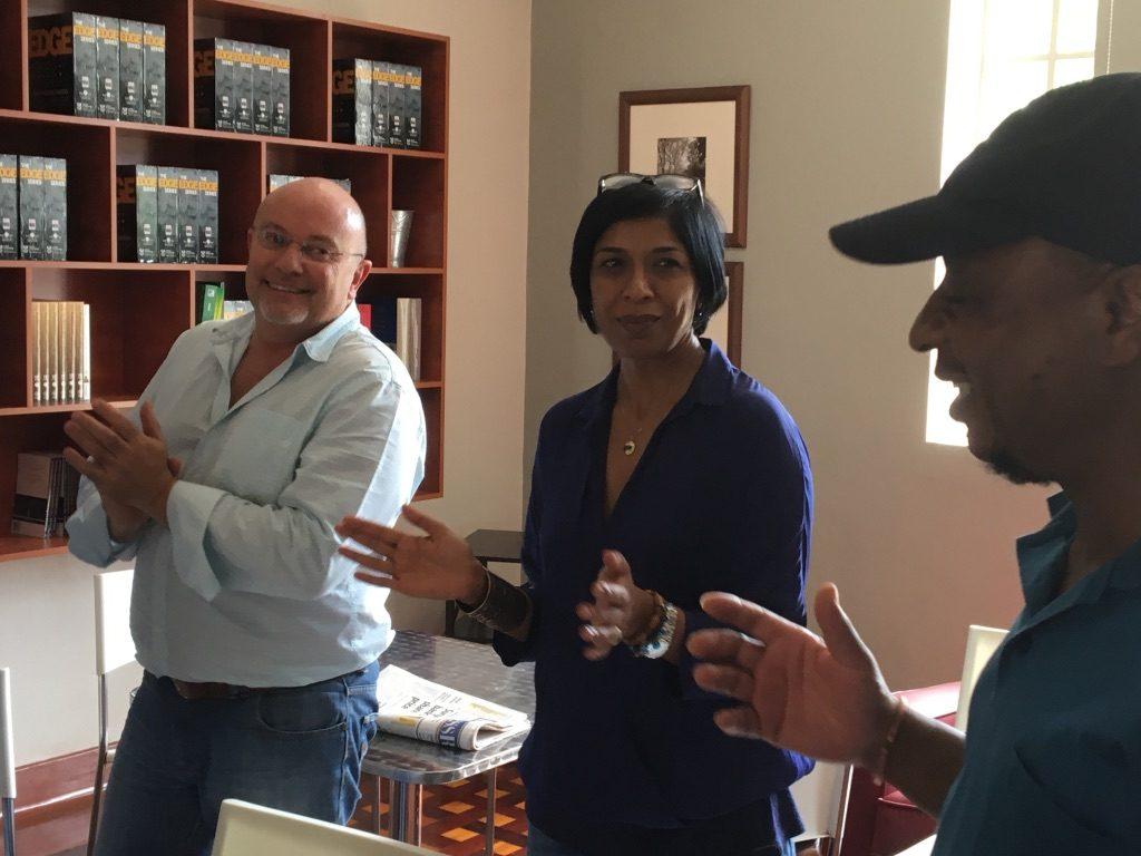 2017 03 04 PhD Module Johannesburg Cohort 4 Group 10