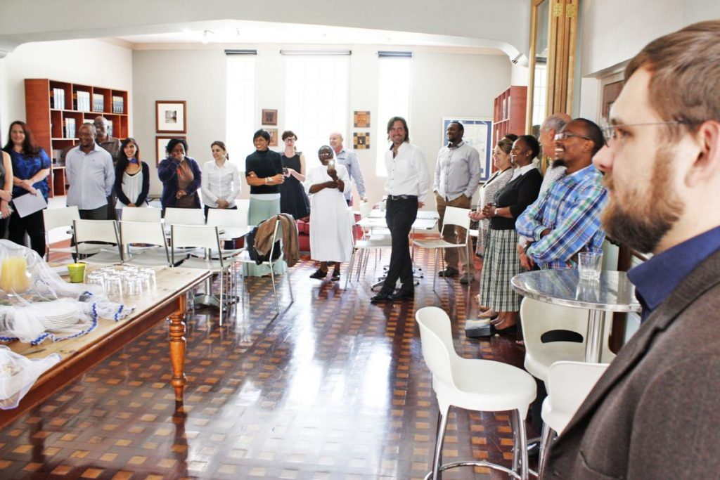 2017 03 04 PhD Module Johannesburg Cohort 4 Group 2