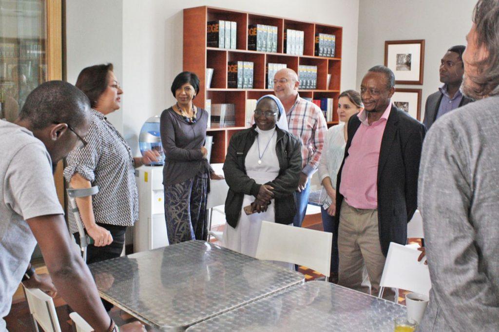 2017 03 04 PhD Module Johannesburg Cohort 4 Group 3
