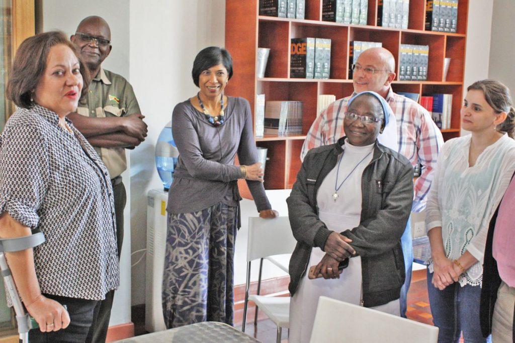 2017 03 04 PhD Module Johannesburg Cohort 4 Group 6