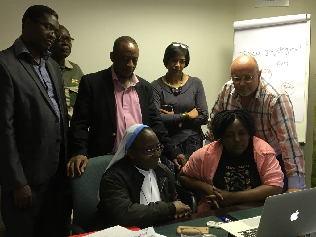 2017 03 04 PhD Module Johannesburg Cohort 4 Group 9
