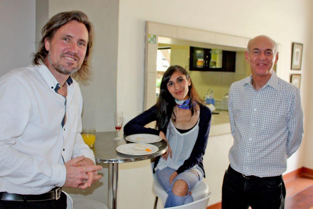 2017 03 04 PhD Module Johannesburg Cohort 4 Sara Khan Alexander Schieffer