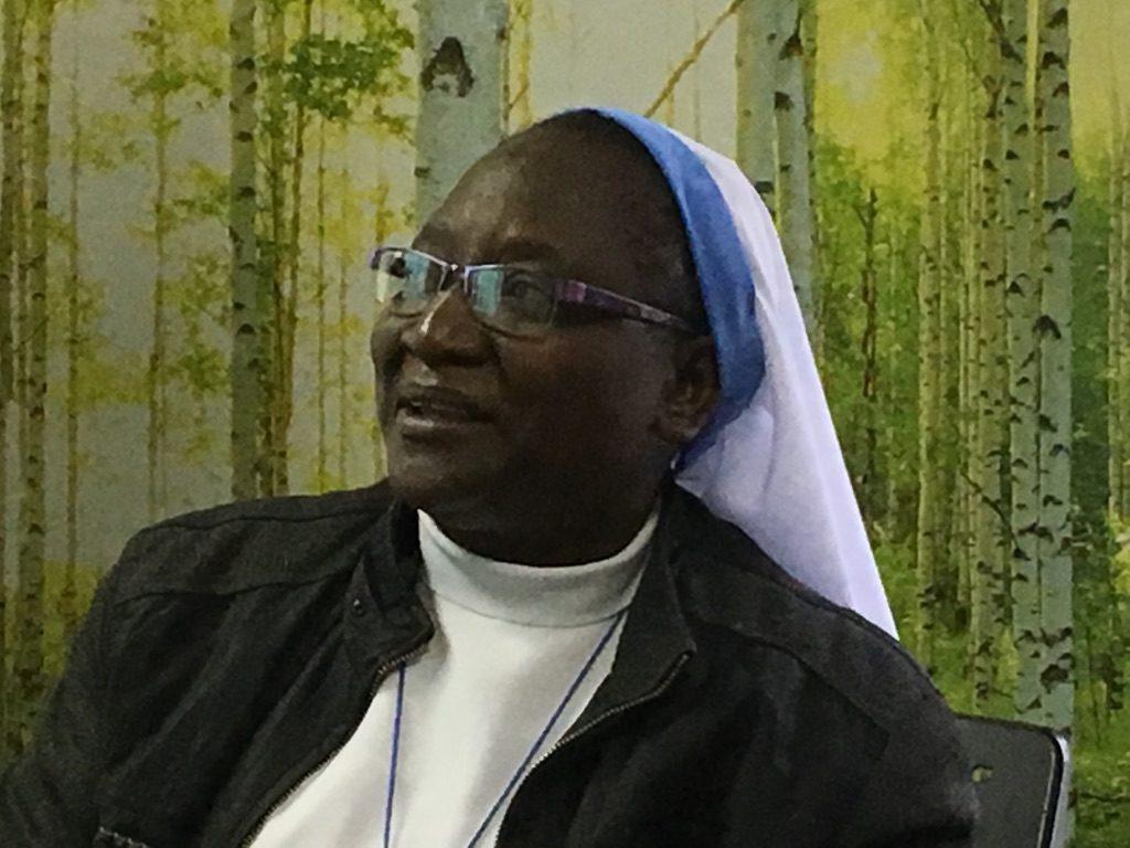 2017 03 04 PhD Module Johannesburg Cohort 4 Sister Esther Shebi 2