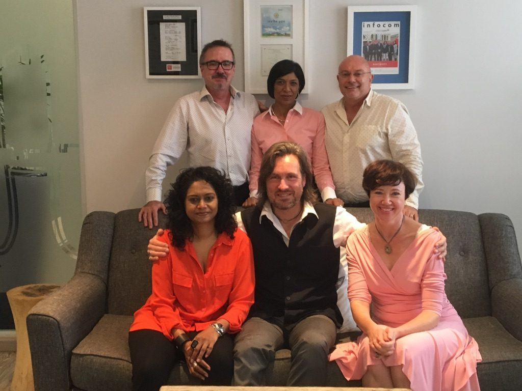 2017 03 06 Johannesburg AFLEAD Meeting Group 1