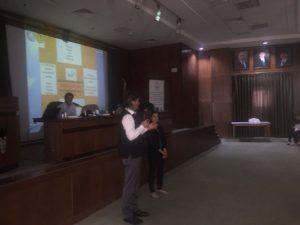 2017 04 05 Jordan Irbid Yarmouk University Laila Abdul Majeed Alexander Presentation1