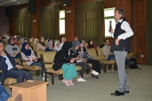 2017 04 05 Jordan Irbid Yarmouk University Talk Alexander 1