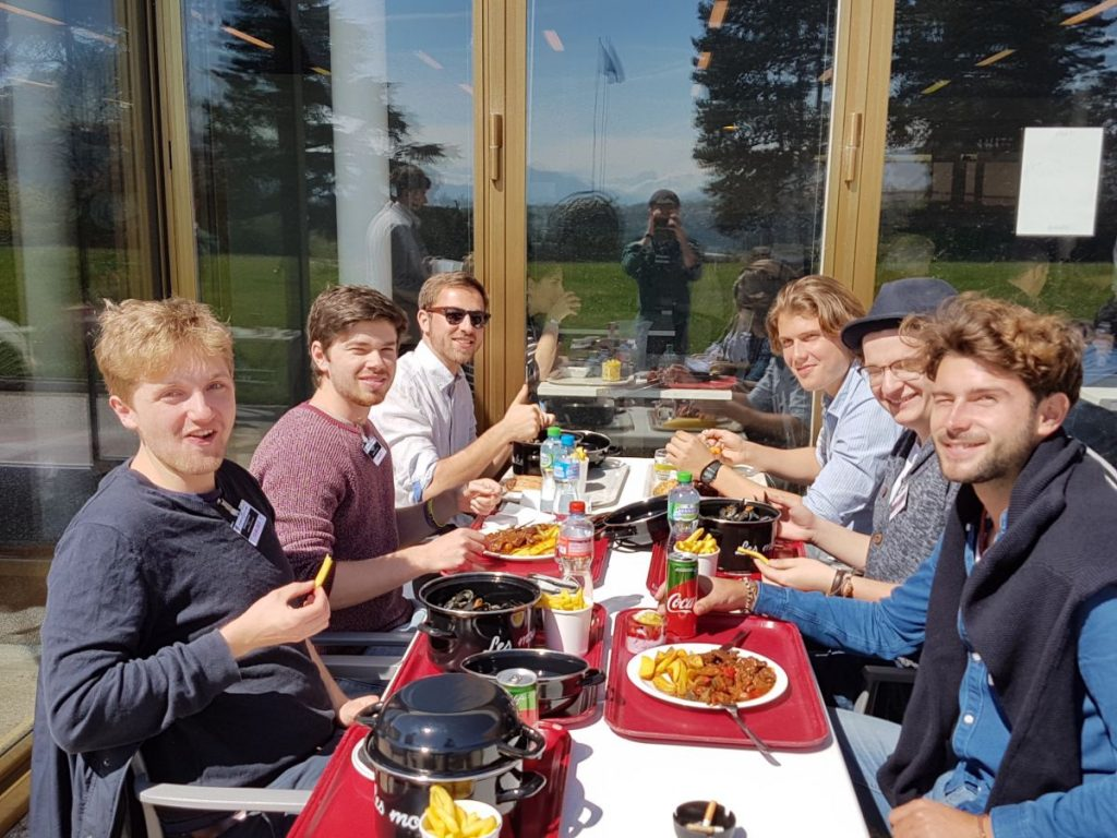2017 04 10 ID Course Geneva Students Lunch UNO 1