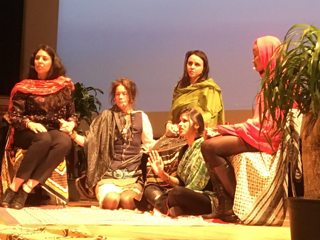 2017 04 27 Spirit of Humanity Forum Theatre of Transformation Performance
