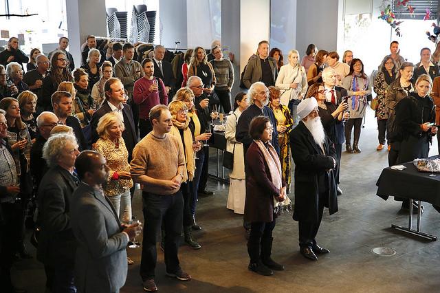 2017 04 Spirit of HUmanity Forum Reykjavik Reception Group 1