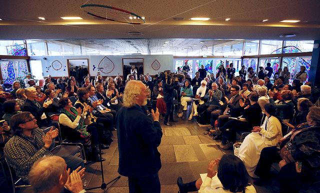 2017 04 Spirit of Humanity Forum Reykjavik Closing Group 2